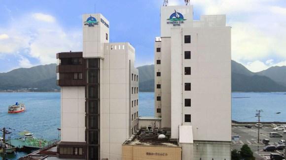 宮島コーラルホテル/外観