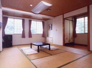 松山ユースホステル/客室