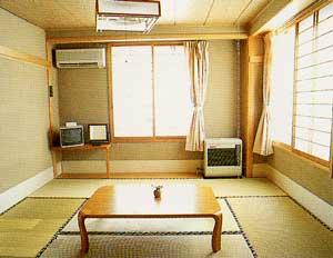 野沢温泉 リゾートハウス ふるさと/客室