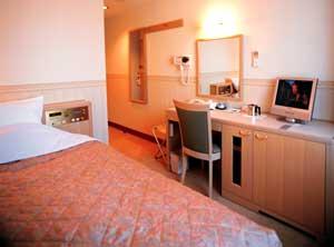 ホテル アルカトーレ六本木/客室