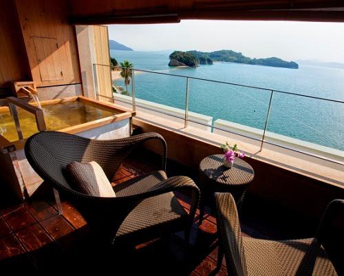 小豆島国際ホテル <小豆島>/客室