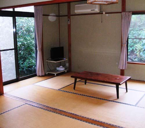 真鶴民宿 お宿青い空/客室
