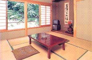 尾瀬桧枝岐温泉 清水屋/客室