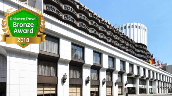 ローズホテル横浜/外観