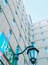 R&Bホテル盛岡駅前/外観