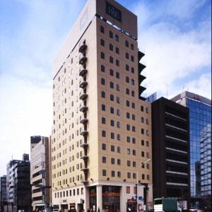 R&Bホテル新横浜駅前/外観