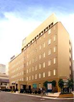 R&Bホテル仙台広瀬通駅前/外観