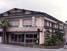 俵山温泉 坂倉旅館/外観