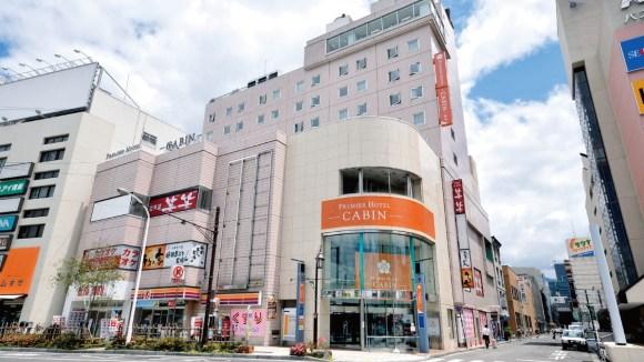 プレミアホテルーCABINー松本(旧トーコーシティホテル松本)/外観
