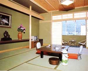 朝日荘/客室