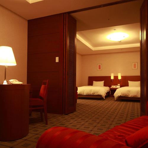 ホテルブリランテ武蔵野/客室