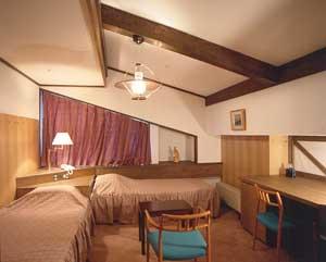 立山高原ホテル/客室