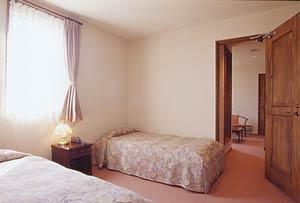 小さなホテル BMC箱根/客室