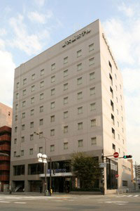 新大阪ホテル/外観