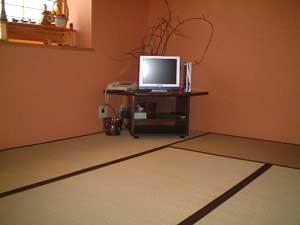 あづみのライダーズハウス/客室