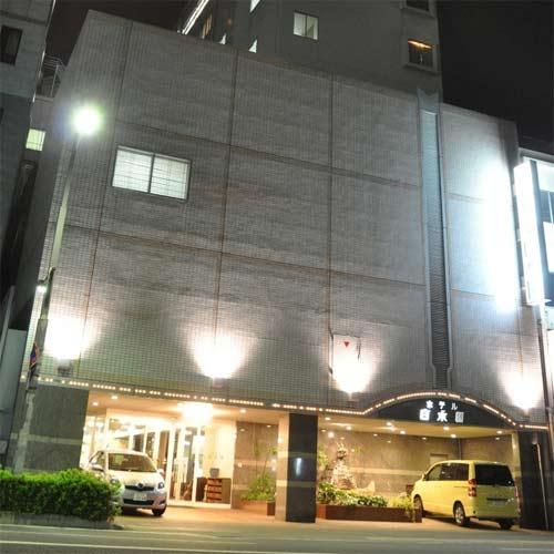 ホテル 白水園/外観