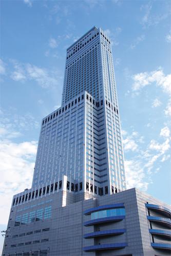 スターゲイトホテル関西エアポート(旧 全日空ゲートタワーホテル大阪)/外観