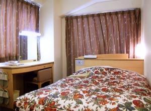 ホテル タウン本町/客室