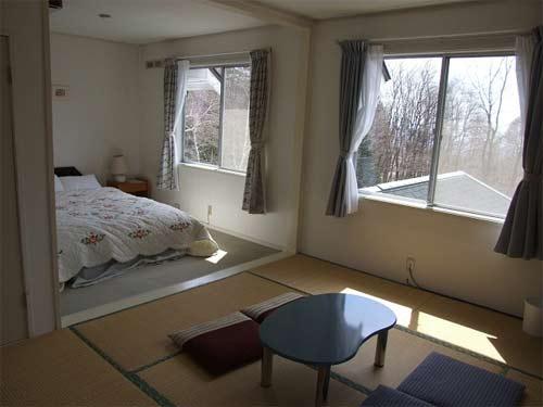 八ヶ岳高原 ペンション アムール/客室