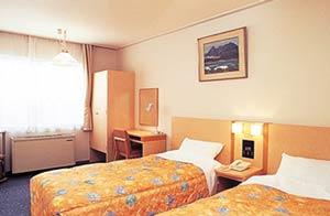 KKRホテル広島(国家公務員共済組合連合会広島共済会館)/客室