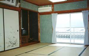 四季の宿 ひろた/客室