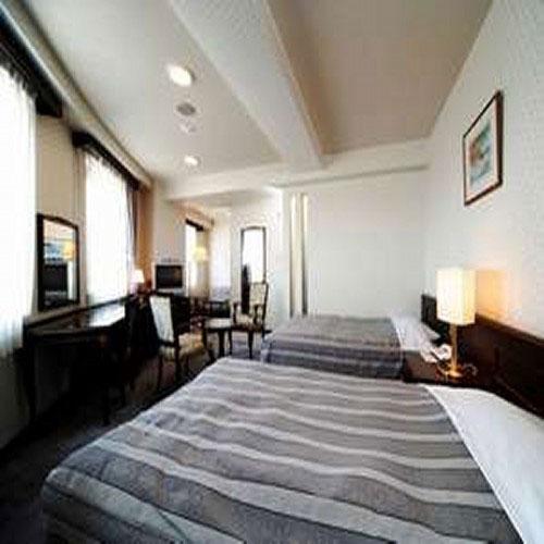 函館 シーサイドホテルかもめ/客室