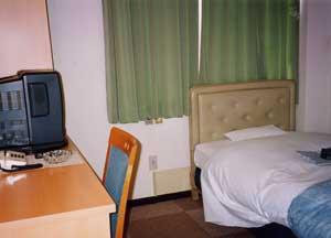 ビジネスホテル白樺/客室