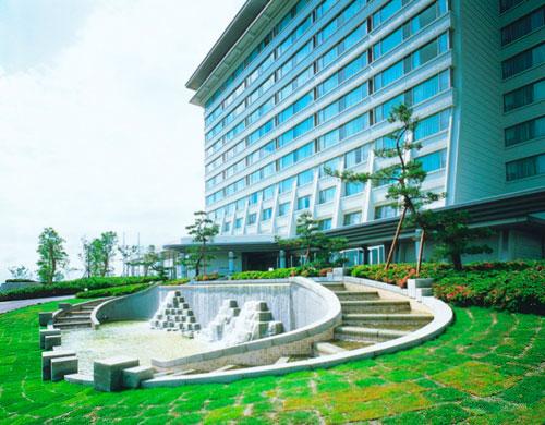 総合リゾートホテル ラフォーレ琵琶湖/外観