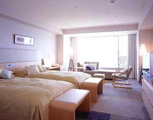 総合リゾートホテル ラフォーレ琵琶湖/客室