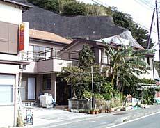 海女と漁師の宿 民宿 坂下<静岡県>/外観
