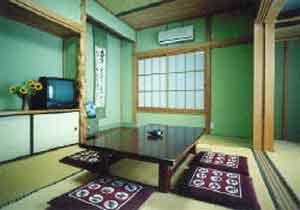 美肌湯の宿 ひまわり荘/客室