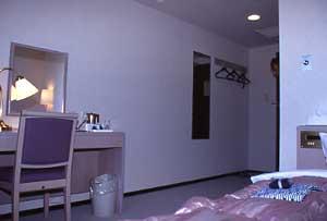 ビジネスホテル ナンコウ/客室