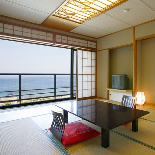 堂ヶ島温泉郷 宇久須 西伊豆クリスタルビューホテル/客室