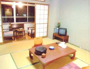 会津熱塩温泉 ますや旅館/客室