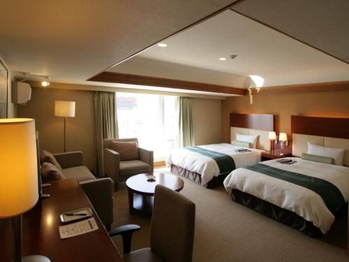 中島屋グランドホテル(旧:静岡グランドホテル中島屋)/客室