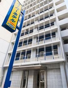 スーパーホテル大阪・谷町四丁目/外観