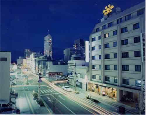 高松ターミナルホテル/外観