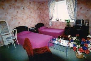 白浜ペンション 百万本のバラ/客室