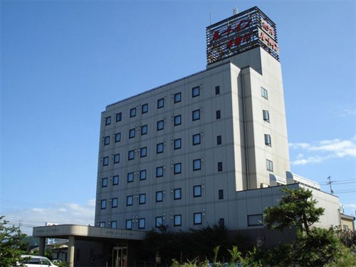 ホテルルートイン糸魚川/外観