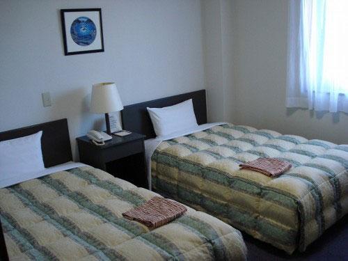 ホテルルートイン糸魚川/客室