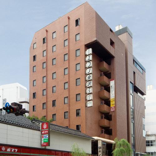 ホテルエコノ金沢アスパー/外観