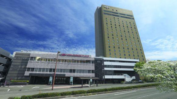 ANAクラウンプラザホテル熊本ニュースカイ/外観
