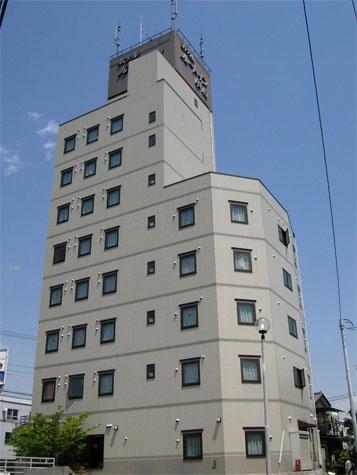 ホテルルートインコート甲府/外観