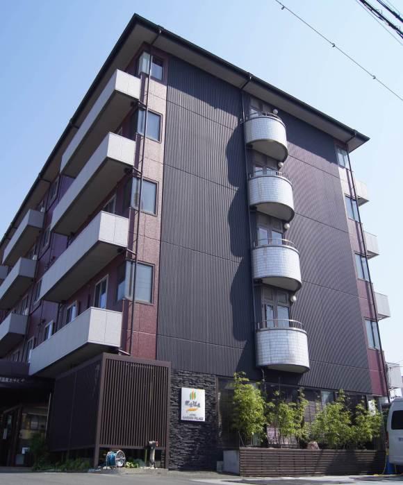 関空温泉ホテルガーデンパレス/外観