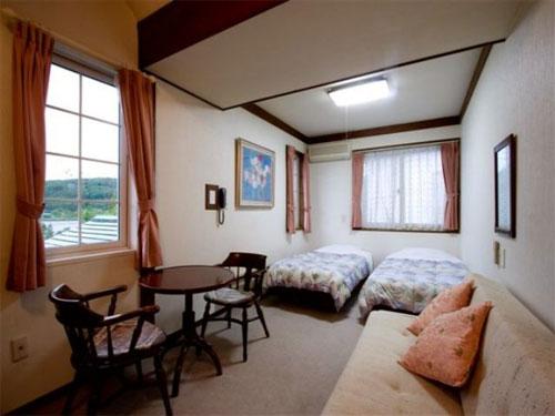 四季彩の宿 白樺湖畔 リトルグリーブ/客室