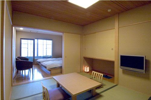 海味の宿 ひのでや/客室
