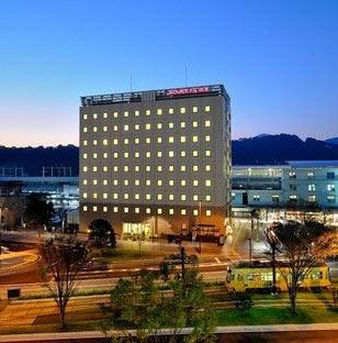 JR九州ホテル熊本/外観