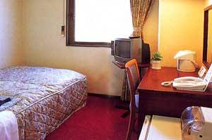 甲西アートホテル/客室