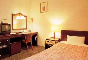 延岡アーバンホテル/客室