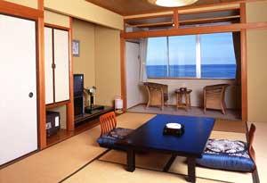 浜辺のお宿 相差パシフィックホテル/客室